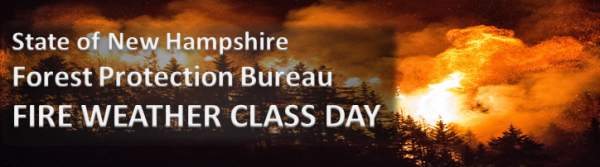 NH Fire Weather Day banner
